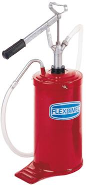 pompa manuale per olio