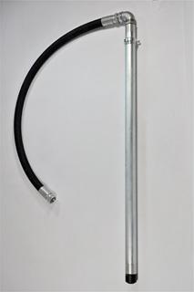 mod 2204 e 2205 accessori pompe pneumatiche serie standard