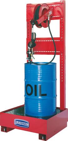 stazione di distribuzione olio mod8548