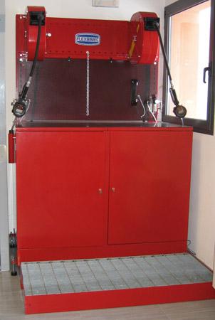 stazione lubrificazione erogazione olio