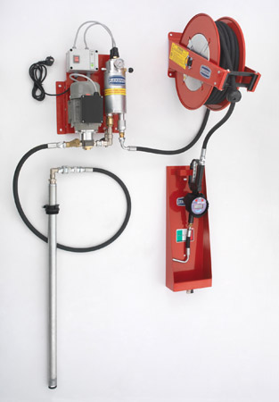 unità pneumatica fissa distribuzione olio mod2974mid