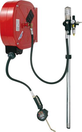 unità pneumatica fissa distribuzinae olio mod2994