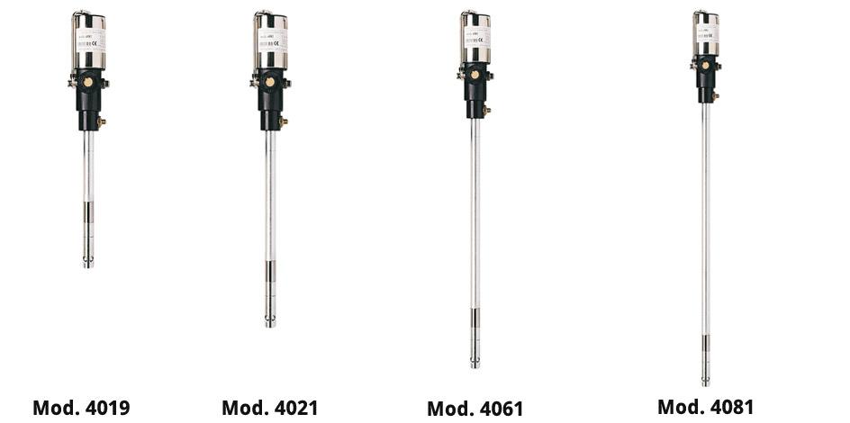 pompe penumatiche per grasso mod4019-21-61-81