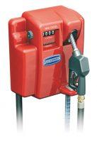 stazione di distribuzione gasolio