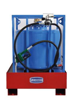 cisterna stoccaggio benzina mod8229
