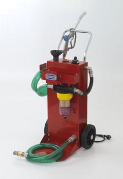 sistema filtraggio gasolio mod3040