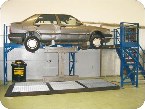 struttura sostegno veicolo mod3100