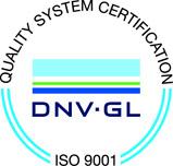 Сертификат ISO 9001 FLEXBIMEC