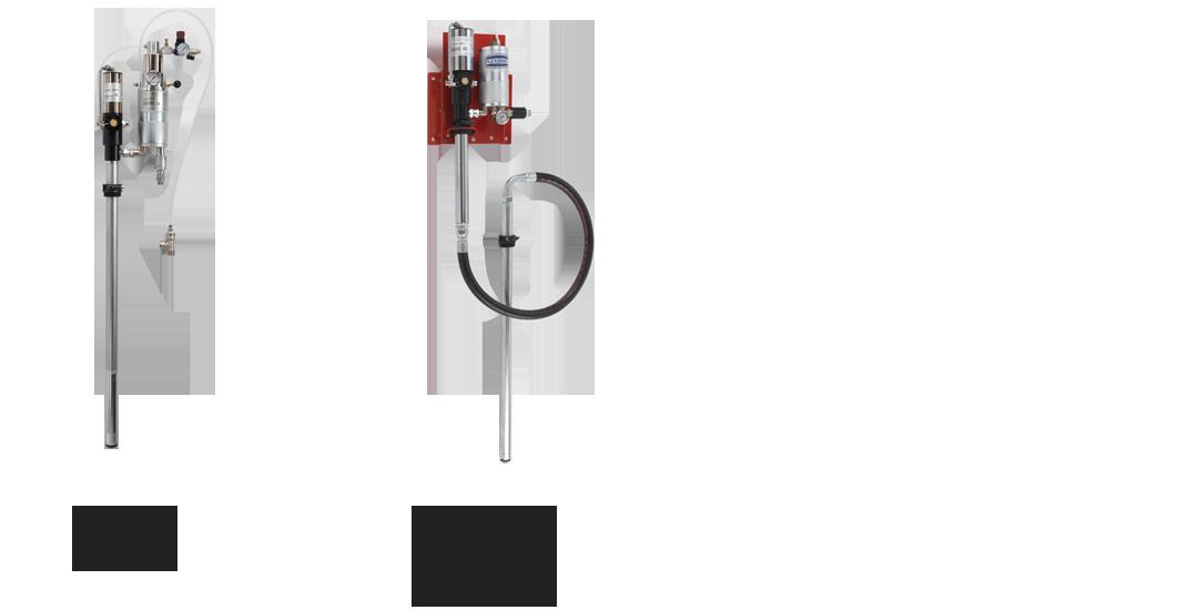 Pompe pneumatiche per travaso olio con sistemi approvati per le transazioni commerciali secondo la Direttiva Europea 2014/32/UE certificate MID MI-005