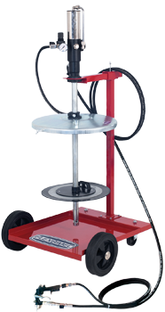 4997_20 Attrezzatura pneumatica per spruzzatura/nebulizzazione grasso