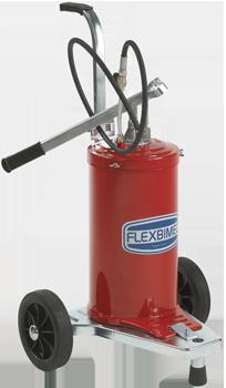 5115 Pompa per grasso a barile da 16 kg