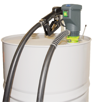 Diesel transfer kit, composed of electric