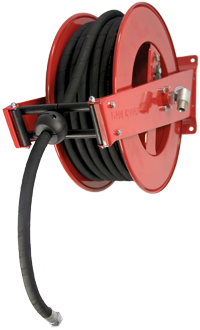Automatic spring – driven hose reel, standard series