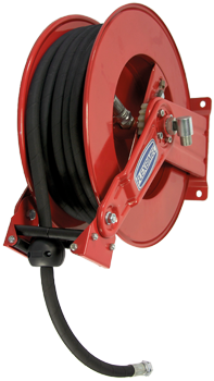 9092-4825 Automatic, spring – driven hose reel, adjustable arms series