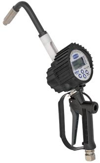 Contalitri digitale ad alta precisione AdBlue® certificato MID MI-005