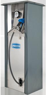 Colonnetta di distribuzione AdBlue® a funzionamento elettrico
