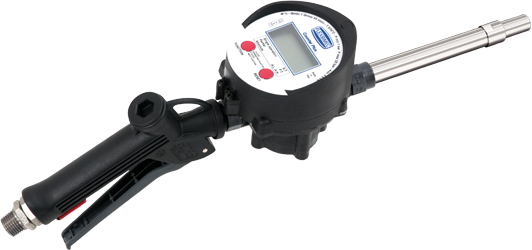 Electronic oval gears flow meter for AdBlue® art 2735