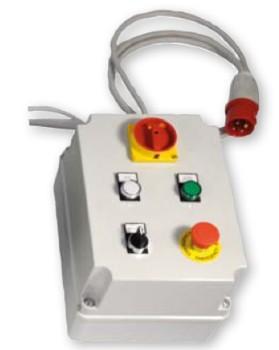 Art 7330 Quadro elettrico di sicurezza in plastica per modelli 230 V