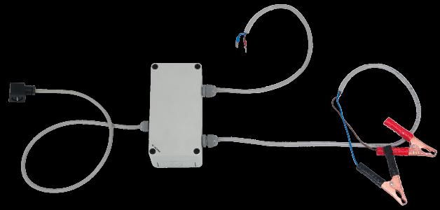 art 7378 Quadro elettrico di sicurezza per modelli 12 Vcc