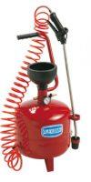 nebulizzatore in acciaio verniciato mod3316