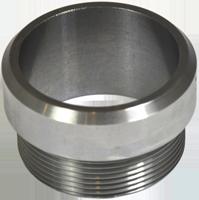 """Ghiera metallica fissaggio pompe olio serie industriale """"Power Bull"""""""