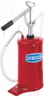 5200 Pompa manuale per olio a barile