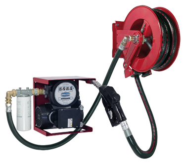 Diesel transfer kit with electric 230 VAC – pump
