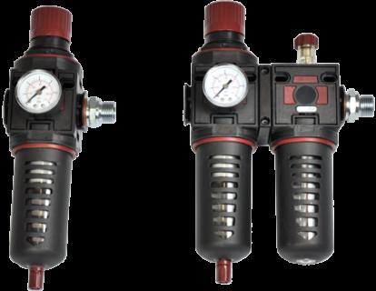Riduttore di pressione aria