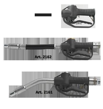 pistole per olio a grande portata art 2159-2161-2162