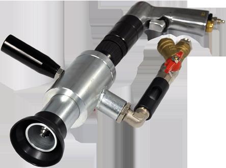 Perforatore pneumatico serbatoi carburante portatile