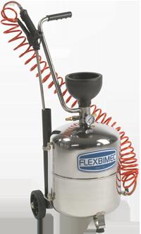 Nebulizzatore in acciaio inox AISI 304