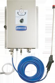 Foamer and sprayer unit HYDRA