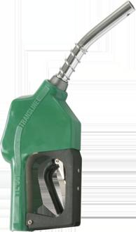 utomatic shut-off dispensing nozzle for petrol