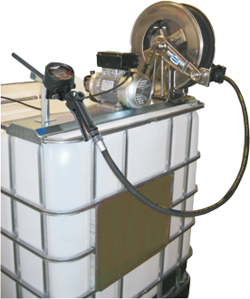 Kit travaso AdBlue® a funzionamento elettrico
