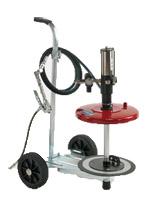 Kit pneumático para fornecimento de graxa