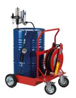 bombas elétricas e pneumáticas manuais para óleo