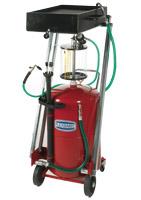 equipamento de óleo residual