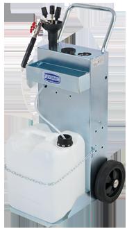 art 3115 Aspiratore benzina con pompa pneumatica