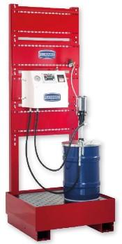 art 4325 Kit erogazione grasso con centralina CONTROLLER 5.0