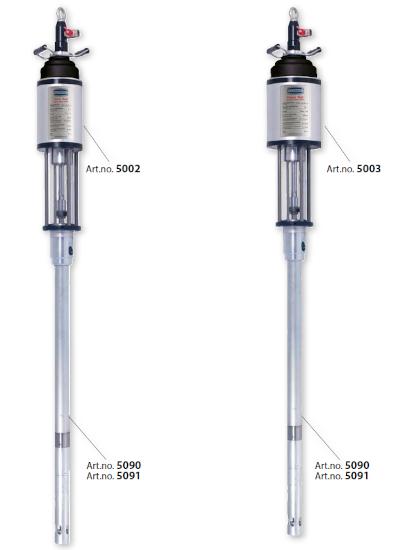 art 5002-5003 industrial pump series POWER BULL